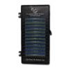 Nouveautes Cils Couleur Pailletes Glitter : Longueur(s):Bleu C 0.10 x 10-11-12-13-14mm