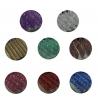Nouveautes Cils Couleur Pailletes Glitter : Longueur(s):Argent C 0.10 x 10-11-12-13-14mm